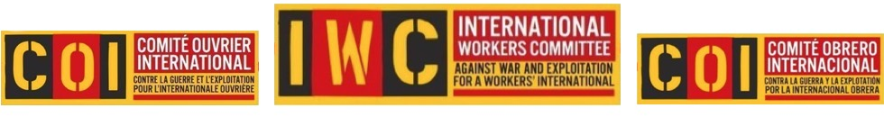 International Workers Committee - Comité ouvrier international - Comité obrero internacional